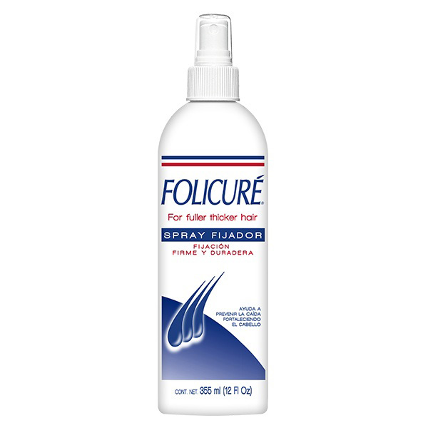 FOLICURE HAIR SPRAY 355ML
