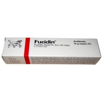 FUCIDIN UNG 15G 2% BR