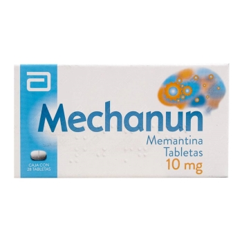 MECHANUN 10 MG T 28
