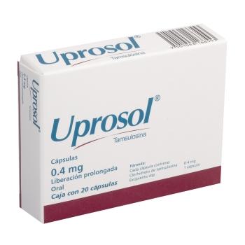 UPROSOL 0.4MG  C 20 CAP