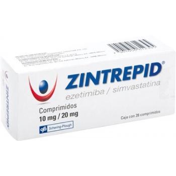 ZINTREPID T 14 10MG/10MG