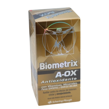 BIOMETRIX A-OX C 60 CAP      W