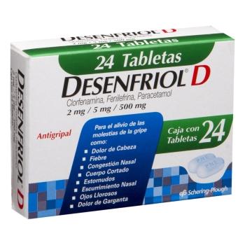 DESENFRIOL D T 24