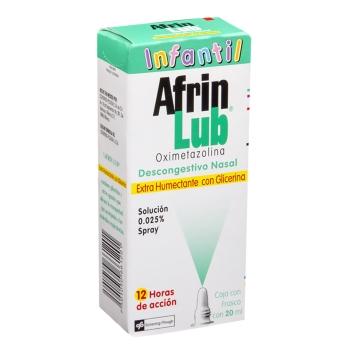 AFRIN LUB SPRAY 20ML INF