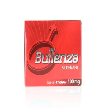 BULLENZA T 4 50MG (SILDENAFIL)
