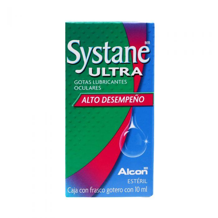 SYSTANE ULTRA SOL LUB 10ML
