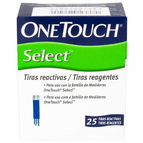 ONE TOUCH SELECT PBA TIRAS 25