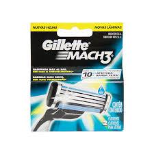 GILLETTE MACH 3 CARTUCHO C 2