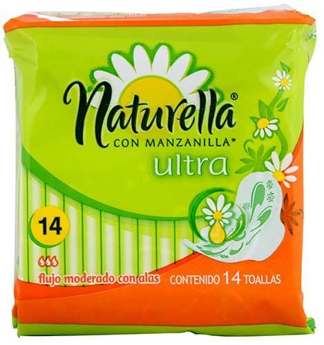 NATURELLA TLLS SANIT MANZANILLA C 14