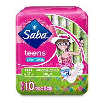 SABA TEENS TLLS 10 ALAS LARGA