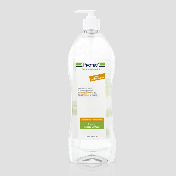 PROTEC GEL ANTIBAC 500ML LI-LIMON