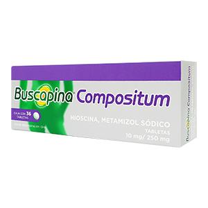 BUSCAPINA COMPOSITUM C 36 TAB