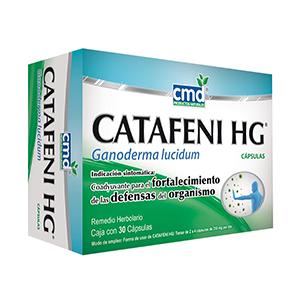 CATAFENI HG C 30 CAP GANODERMA LUCIDUM