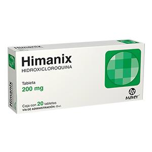 HIMANIX 200MG C 20 TAB (HIDROXICLOROQUINA)