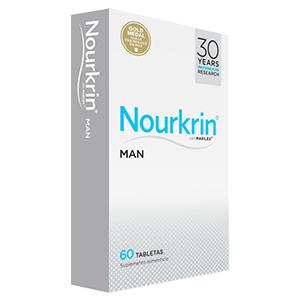 NOURKRIN MAN 600MG C 60 TAB SUPLEM ALIM