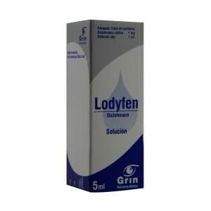 LODYFEN SOL 5ML OFT