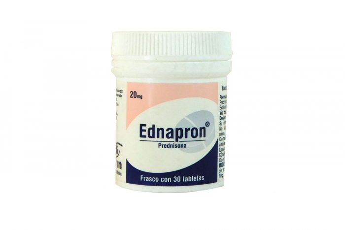 EDNAPRON T 30 20MG