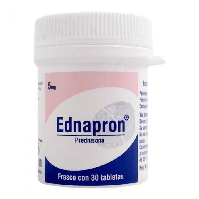 EDNAPRON T 30 5MG